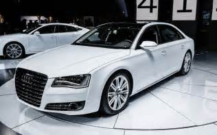 Image Audi A8 Audi A8 And S8 2014 Black And Silver