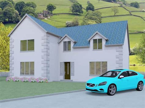 self build house designs the bishopstone houseplansdirect