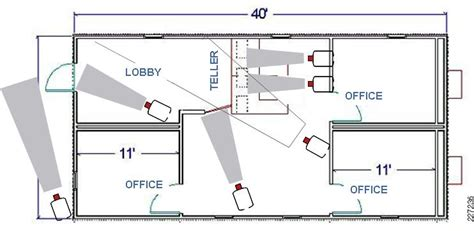Floor Plan Requirements by Ip Video Surveillance Design Guide Planning And Design