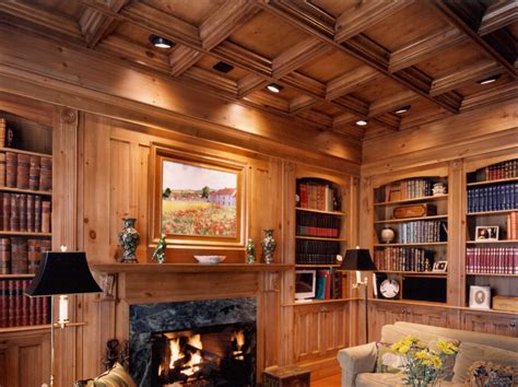 Home Basement Ideas Woodgrid 174 Coffered Ceilings By Midwestern Wood Products Co