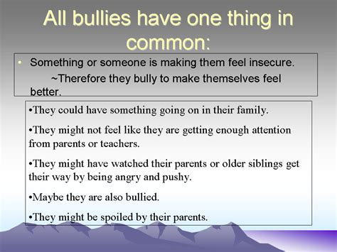 bullying  kitwanga elementary school
