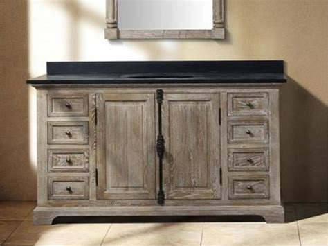 weathered bathroom vanity wood bathroom vanities reclaimed wood bathroom vanity
