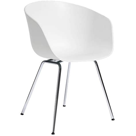 Hay About A Stool Replica by Excellent Hay About A Chair Aac Stoel Met Chroom Onderstel