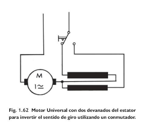 el sentido de un b00a10kju0 motor el 201 ctrico monof 193 sico cambio del sentido de giro del motor universal