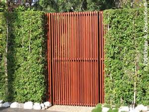 corten gate gorgeous but would need serious hinges