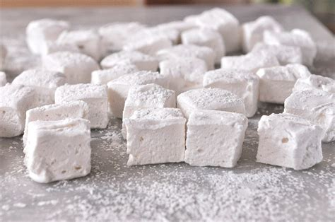 Handmade Marshmallows - marshmallows recipe corner