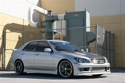 tuned lexus is300 featured mishimoto ride tuned 2002 lexus is300