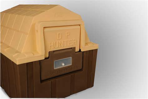 dp hunter insulated dog house dp hunter insulated doghouse insulated doghouses by asl solutions inc