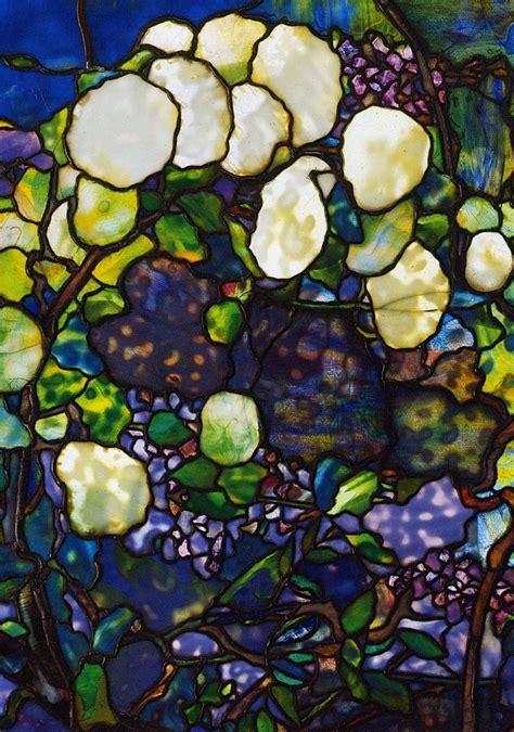 the art glass of louis comfort tiffany stained glass louis comfort tiffany stained glass