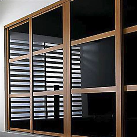 18 Closet Door Aries Closet Door Black And Brown Csd 18 Acrylic And Mdf Aries Interior Doors