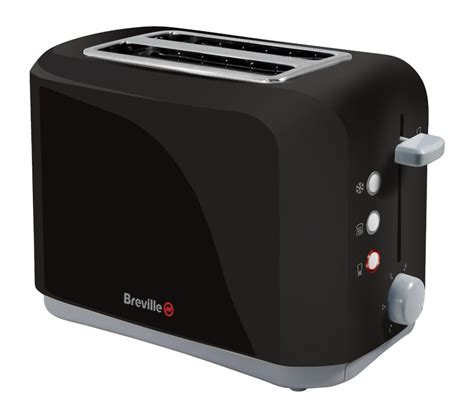 Toaster Reviews Breville Vtt232 Black 2 Slice Toaster Review