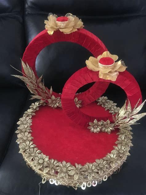 Trousseau   Trousseau   Engagement decorations, Wedding