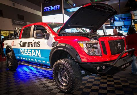 custom nissan cummins aftermarket parts for the 2016 nissan titan xd preview