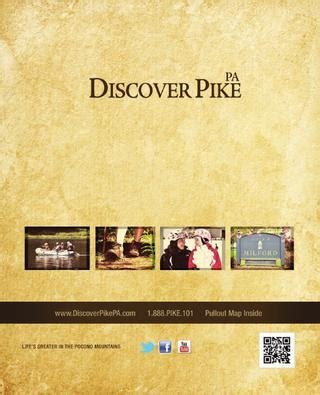 discover pike pa 2012 2013 visitors guide by discover pike