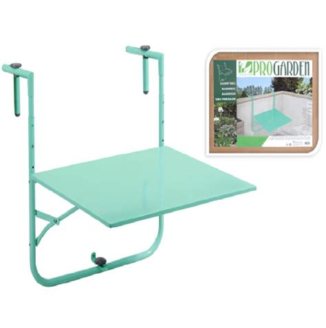 Hanging Patio Table New Adjustable Garden Patio Balcony Folding Wall Hanging Bbq Table Bench Shelf Ebay