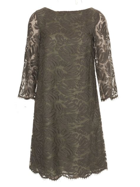 pattern dress lace overlay 3 4 sleeve lace overlay dress 03 2012 102b sewing