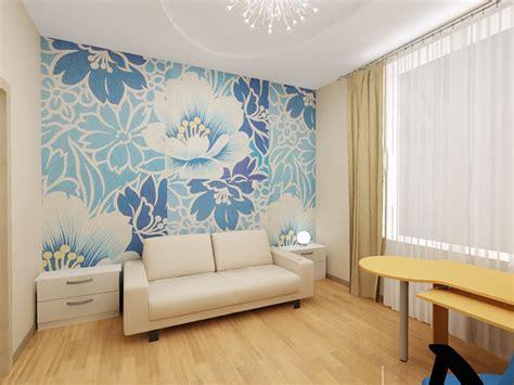 Абстракция рисунки на стенах в квартире
