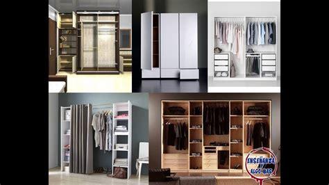 ideas asombrosos disenos de armarios closet designs