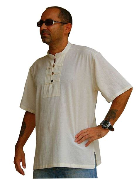 dress shirt picture more detailed picture about asian style dresses mens cotton casual dress shirt white asian kurta design