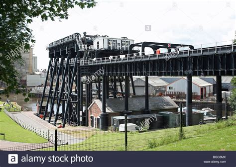 anderton boat lift anderton cheshire england stock - Boat Lift England