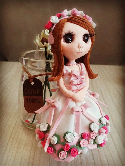 Handmade Clay Dolls - handmade clay dolls 183 a doll accessory 183 home