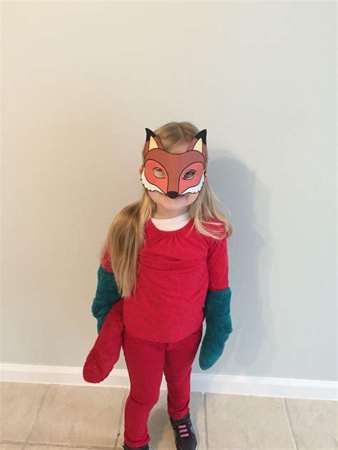 diy fox in socks costume diy dr seuss fox in socks costume using fuzzy socks