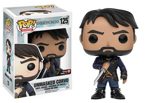 Funko Dishonored 2 Outsider 11412 funko pop dishonored 2 checklist exclusives visual guide variants list
