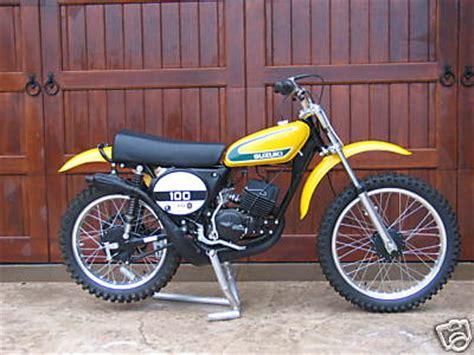 Suzuki Tm 100 Suzuki Classic Motorcycles