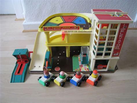 fisher price fernlenkflitzer mit fernbedienung pink old fisher price garage fisher price garage nr 930 70er