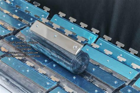 Gorden Plastik tirai plastik gorden plastik standar akreditasi rumah