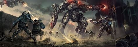 robot film from the 90s robot jox cool art for the 90 s mech warrior style movie