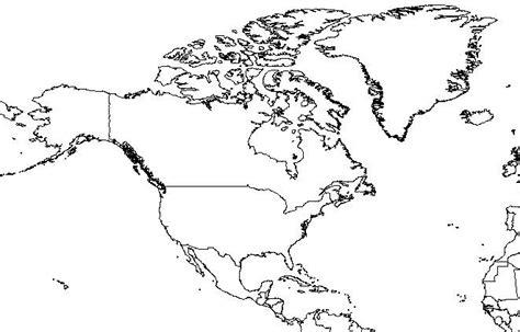 america map no labels prazne geografske mape za printanje