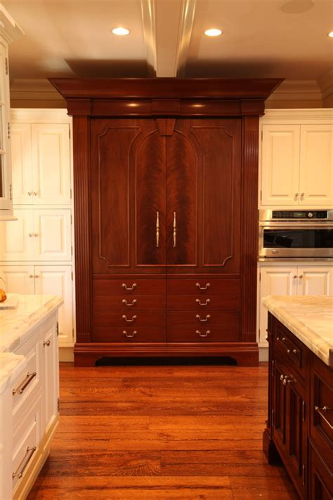 fridge that looks like cabinets mimic furniture with custom panel refrigerators fridge