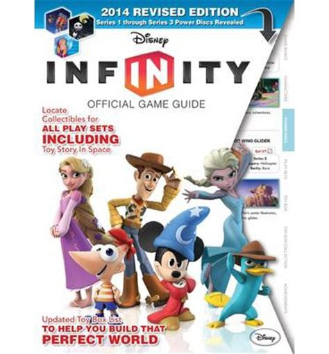 disney infinity guide disney infinity 2014 prima s official guide howard