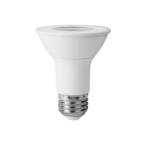 Led Par20 Light Bulbs Ecosmart 120w Equivalent Bright White 3000k Par38 Led Flood Light Bulb Ecs 38 120we Ww Fl 120