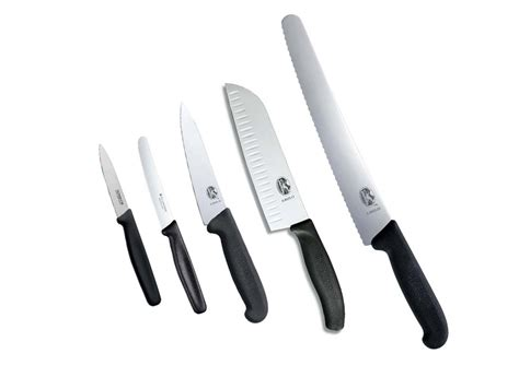 victorinox kitchen knives set lars 214 qvist ab kitchen set victorinox small 5 knives