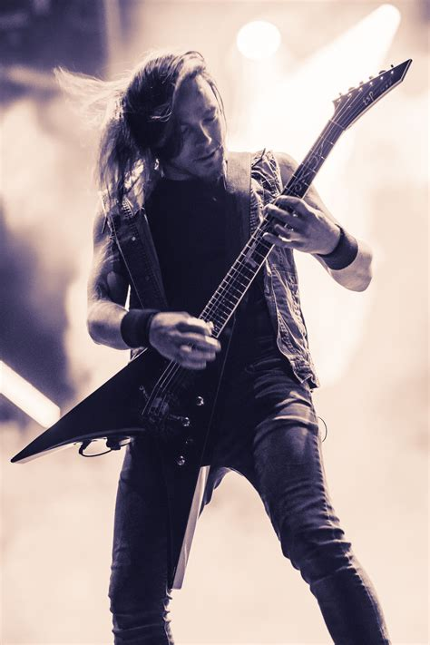 bullet for my lead guitarist michael paget