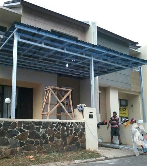 Atap Upvc Maspion harga kanopi canopy baja ringan