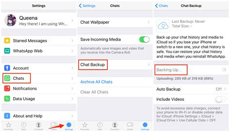 5 ways to restore whatsapp messages on new iphone