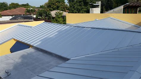 lone aluminum metal roofing systems inc reviews metal roofs four flat roofs in miami springs roofer