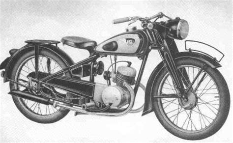 Motorrad Nsu 125 Zdb by Nsu Zdb 125