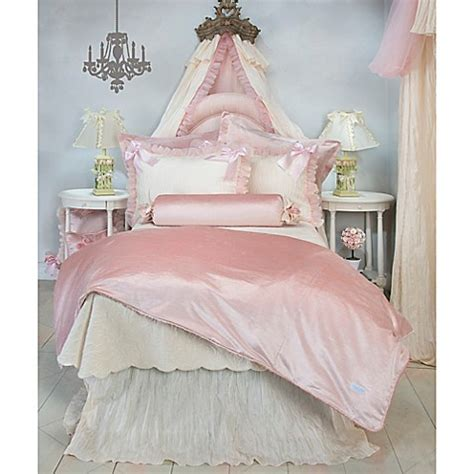 glenna jean bedding glenna jean anastasia bedding collection in cream buybuy