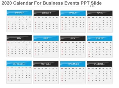 calendar  business    powerpoint  images templates