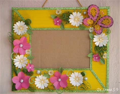 Handmade Craft Flowers - cards crafts projects paper flower tutorials 14