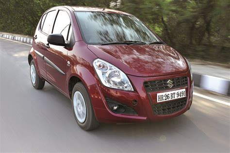 Maruti Suzuki Ritz Review VXI Auto   Cars First Drive