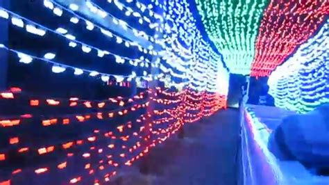 griffith park train ride christmas light show 12 8 15