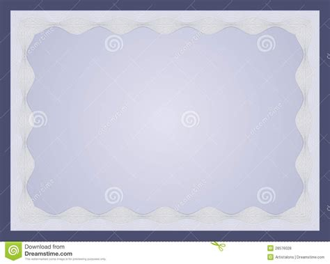 royalty free templates certificate template stock illustration image of award