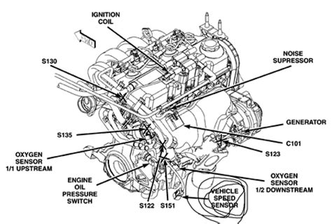 dodge neon engine diagram 95 dodge neon engine diagram dodge auto parts catalog