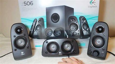 Kabel Audio Speaker Isi 6 jual logitech z506 5 1 surround sound speaker system