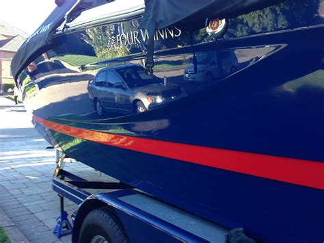 boat detailing table rock lake www ifourwinns view topic that time of year again